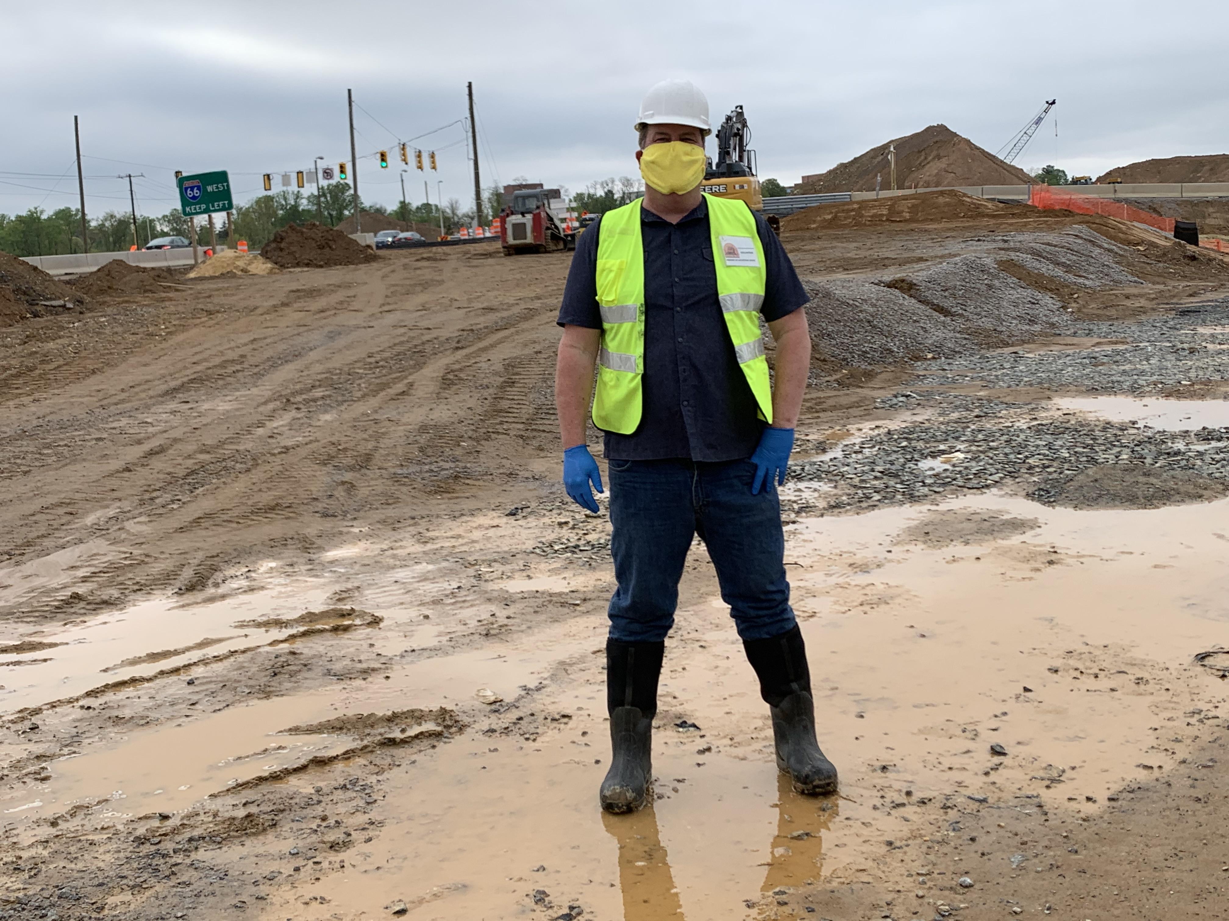 Dean Naujoks of Potomac Riverkeeper
